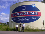 Boxholm, the cheesiest of them all!