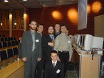 Highlight for Album: Conference in Bialystok at 20.11.2004
