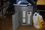 Kamelryttarn\'s Sun Fire Enterprise 450 server with 15-or-so disks..